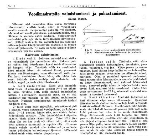 Taluperenaine 5-1933