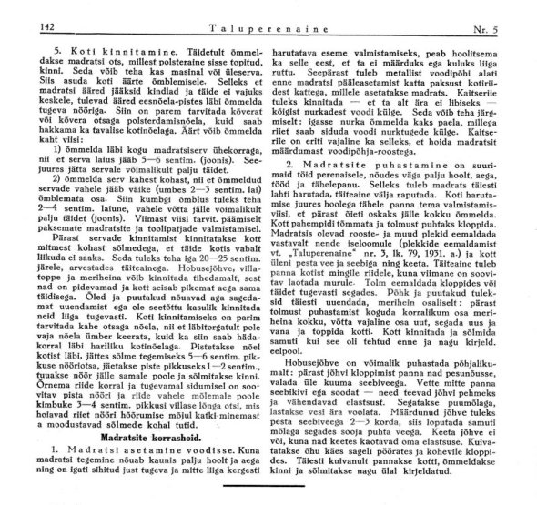 Taluperenaine 5-1933ka